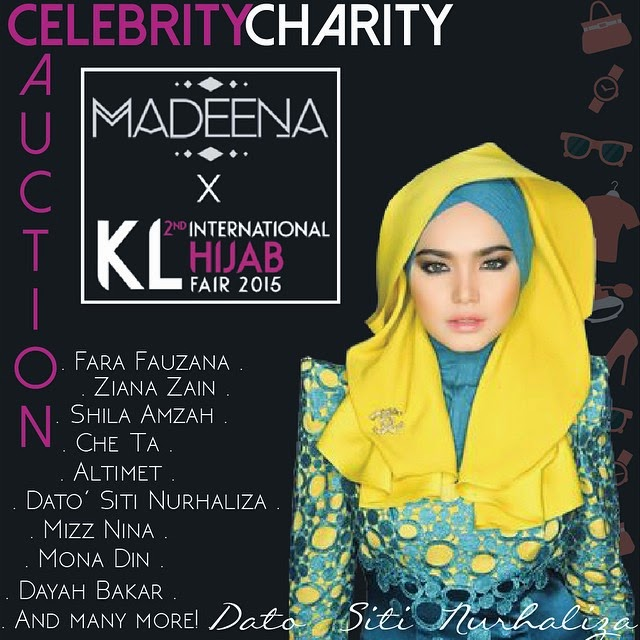 Celebrity Celebrity Auction Siti Nurhaliza