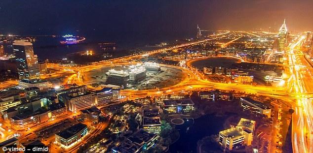Foto-Foto Cantiknya Kota Dubai Yang Eksotis (++FOTO)