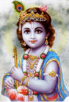 Baby Lord Krishna | God Wallpapers