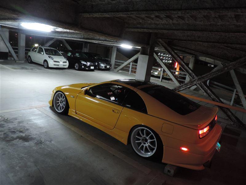 Nissan Fairlady Z, Z32, 300ZX, twin turbo, sportowe coupe, kultowy, piękny design, japoński sportowy samochód, auto po tuningu, fotki, JDM