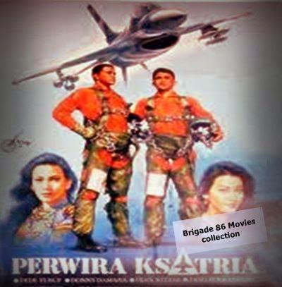 brigade 86 Movies center - Perwira dan Ksatria (1990)