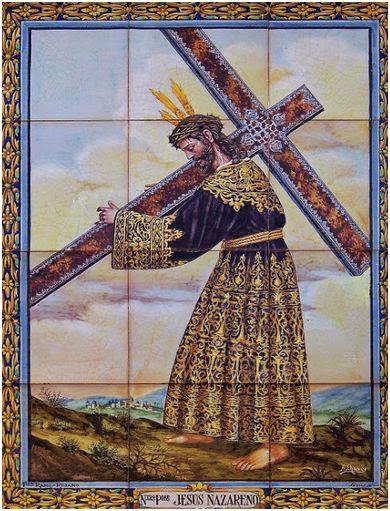 2º Estación Ntro Padre Jesús Nazareno