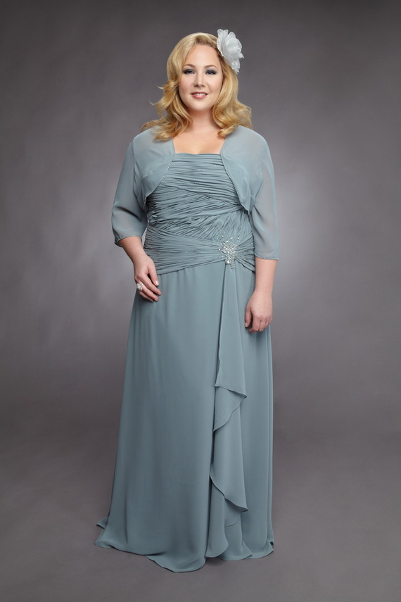 whiteazalea mother of the bride dresses: beautiful plus size