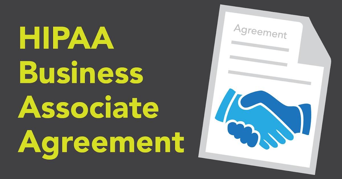 Business Associate Agreement Template