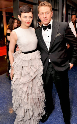 Josh Dallas and Ginnifer Goodwin marry