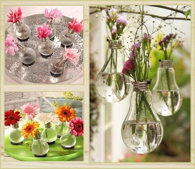 Tachuelas diy co ideas diy y low cost para la - Bombillas de decoracion ...