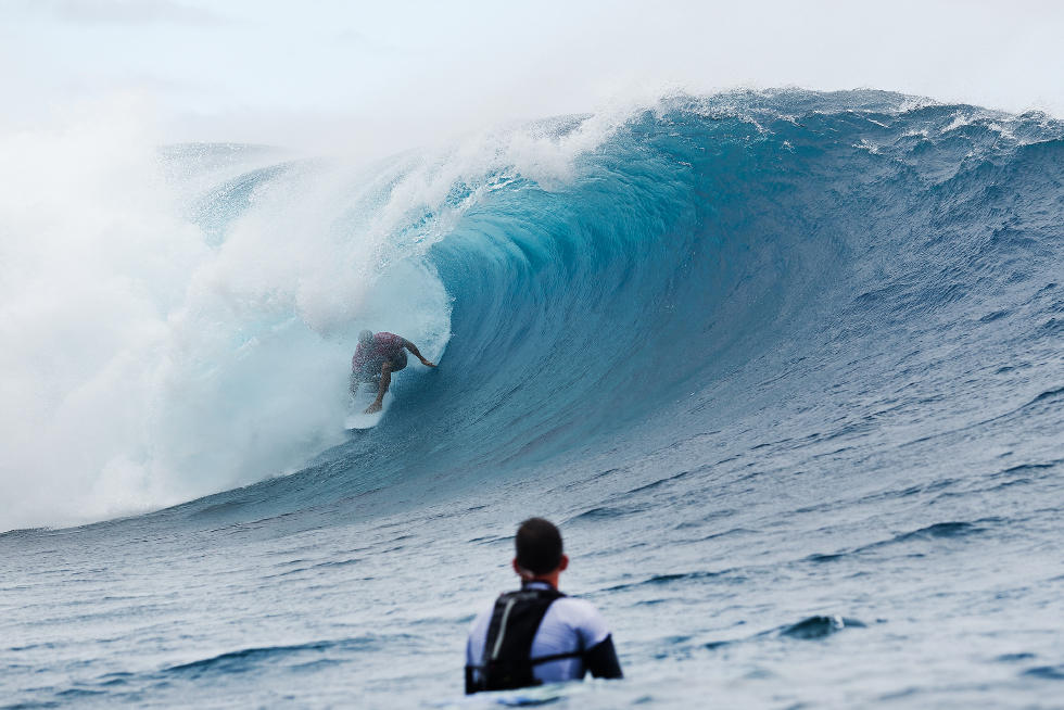 13 Kelly Slater Billabong Pro Tahiti 2015 Foto Stephen Robertson