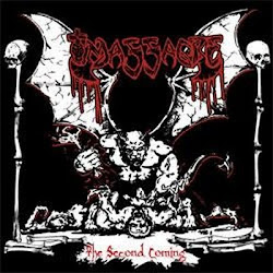 "MASSACRE ""The Second Coming"" CD"