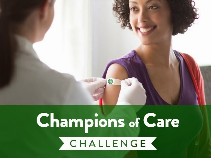 champions of care challenge