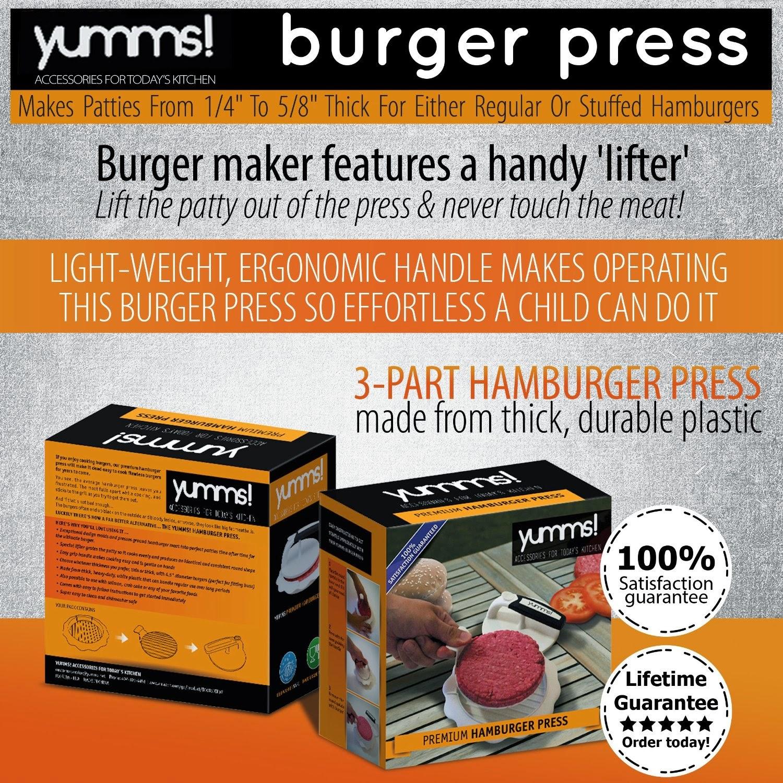 Yumms Burger Press