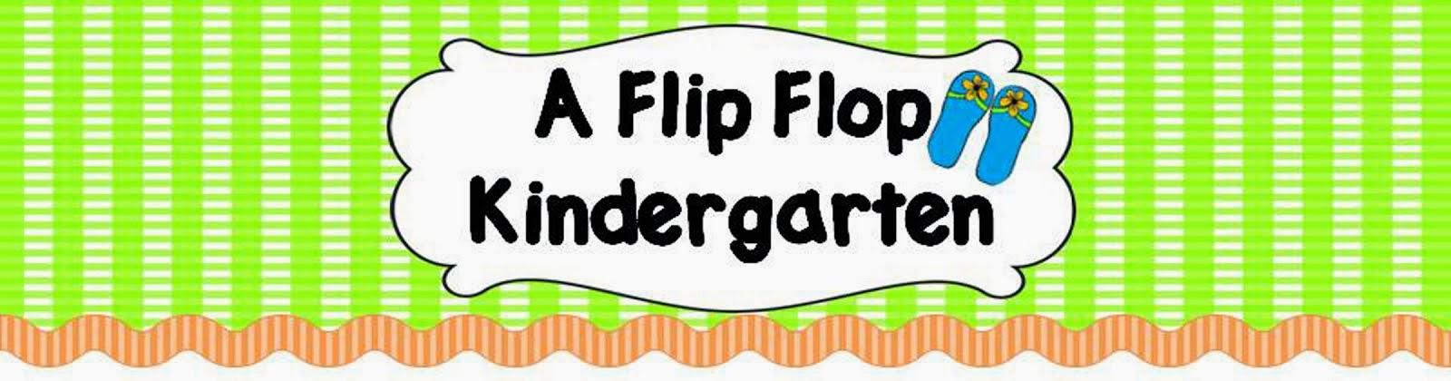 A Flip Flop Kindergarten