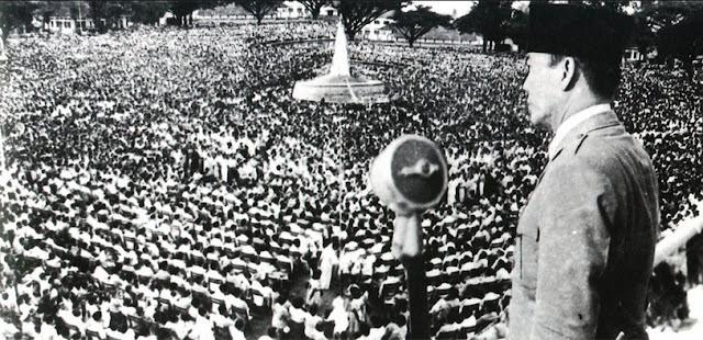Proses Penyebarluasan Berita Proklamasi Kemerdekaan Indonesia