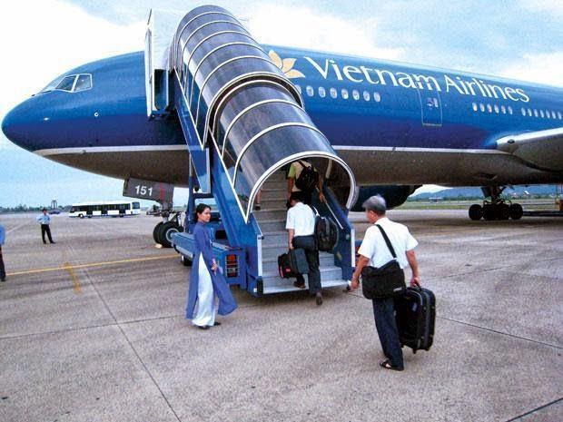 Vé máy bay giá rẻ TpHCM đi Thanh Hóa
