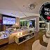 Cozinha e salas estar/jantar integradas com decoração neutra e moderna – we love decor!