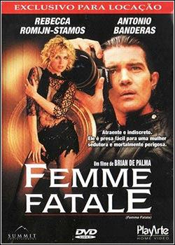 Download - Femme Fatale DVDRip - AVI - Dublado
