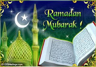 Puasa Ramadhan 1433H