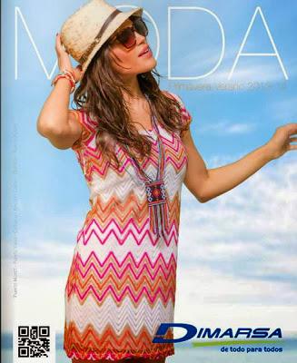 catalogo de moda dimarsa PV 2013-14