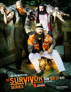 WWE Survivor Series 24/11/2013