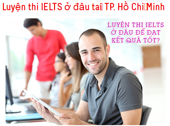 Testexpert - IELTS Express Where In The Ho Chi Minh City