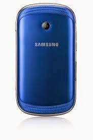 Samsung Galaxy J1 - 4GB - Biru