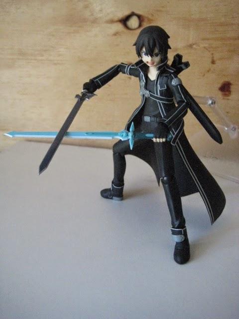 Chcses Blog Toy Review Figma 174 Kirito Sword Art Online