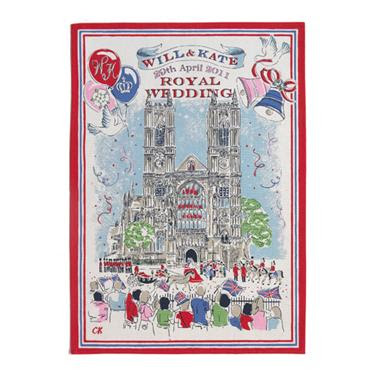 royal wedding tea towel. Royal Wedding Tea Towels