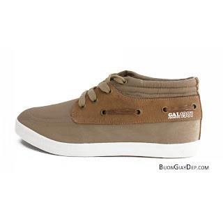 Bán sỉ giày dép HN & HCM | Giày vải sneaker GAL | MH-357 BEIGE - MÀU BE