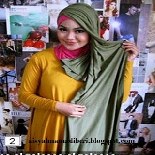 Cara Memakai Jilbab Kreasi Jilbab Pashmina Casual Dan Modis Edisi 4