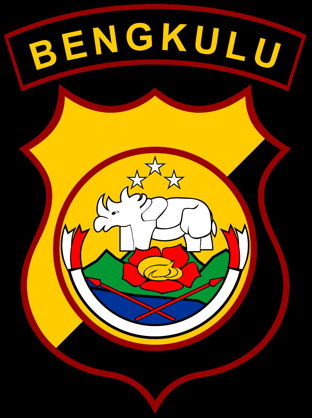 Logo Polda Bengkulu - Ardi La Madi's Blog