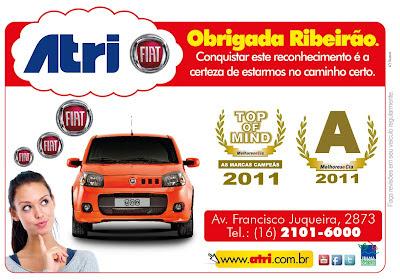 Atri Fiat Ribeirão Preto