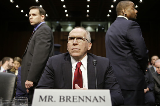 Brennan_Confirmed as CIA Director