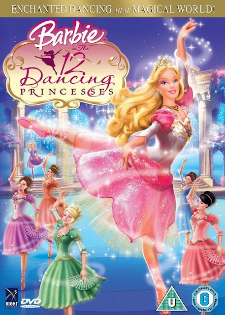 Barbie in the 12 Dancing Princesses 2006 Full Movie Watch Online