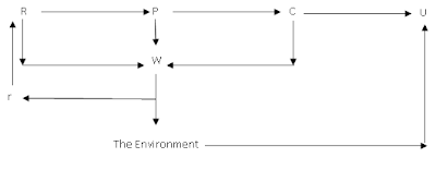Circular Flow of the Environment and Economy