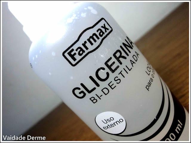 Glicerina Bi-Destilada da Farmax