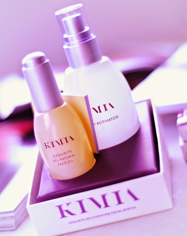 Kimia Exquisite Rejuvenating Facial System
