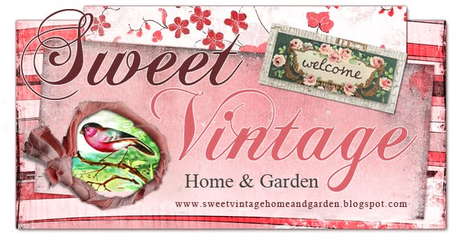Sweet Vintage Home and Garden