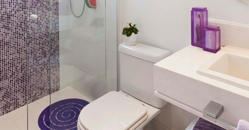 decoracao de apartamentos pequenos de baixo custo – Doitricom -> Banheiro Pequeno Custo