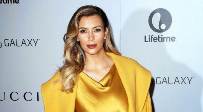 Foto Kim Kardashian Kecil Hingga Dewasa