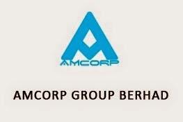 Jawatan Kerja Kosong Amcorp Group Berhad logo www.ohjob.info