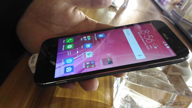 Zenfone Zoom Display
