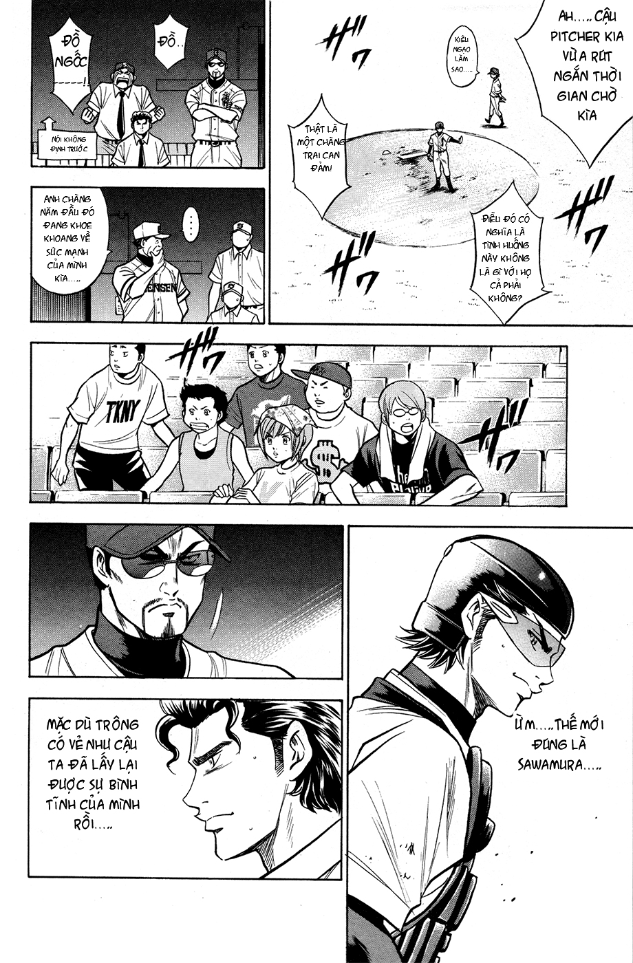 Diamond no Ace chap 129 Trang 20