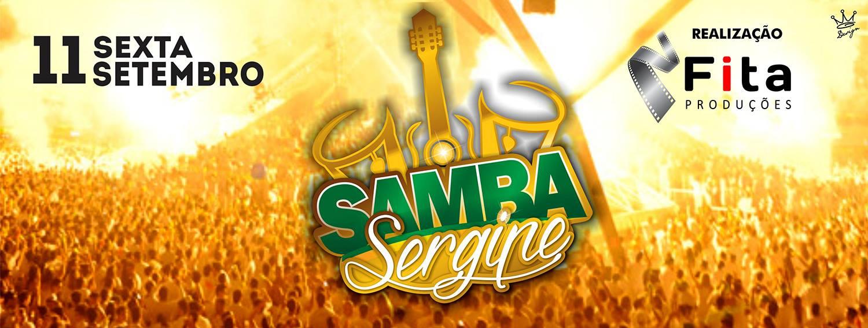 SAMBA SERGIPE - ARACAJU SE 2015
