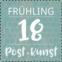 Post Kunst Frühling 2018