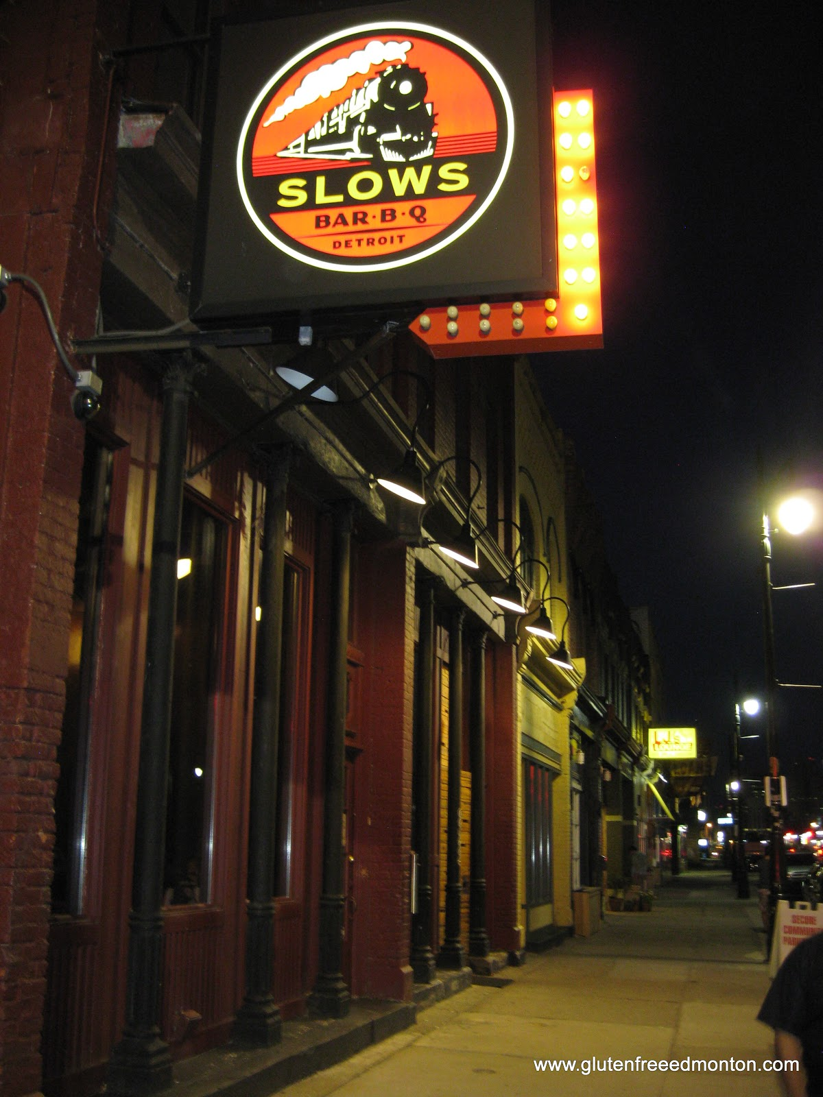Slows Detroit Food Network