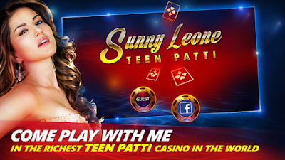 Sunny Leone Teen Patti 2015 Android Game APK Free Download