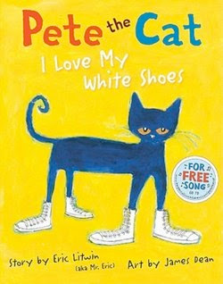 bookcover of I Love My White Shoes