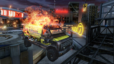 #22 Twisted Metal Wallpaper