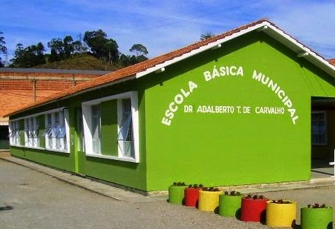 ARRAIÁ DA ESCOLA ADALBERTO TOLENTINO DE CARVALHO