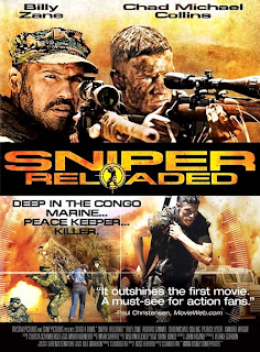 Watch Sniper: Reloaded 2011 BRRip Hollywood Movie Online | Sniper: Reloaded 2011 Hollywood Movie Poster