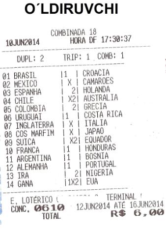 O'LDIRUVCHI - LOTECA 610